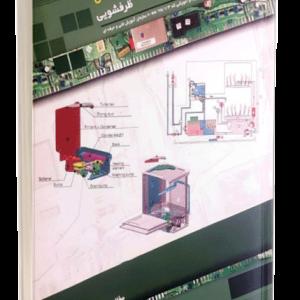 کتاب اصول تعمیر ماشین های ظرفشویی
