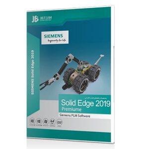 نرم افزار Siemens Solid Edge 2019 MP12