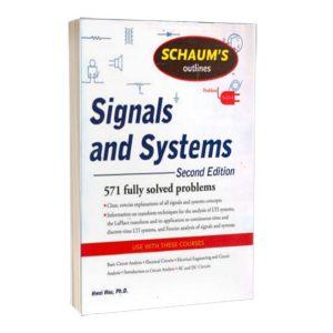 "کتاب Schaum""s Signals And Systems (Hsu)edition2"